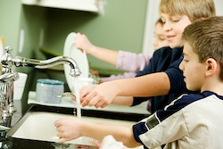 Kids' Chores, What Do Kids Learn By Helping Out