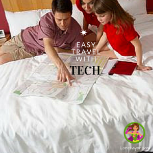 Technology Travel Tips: Preparing For Your Trip