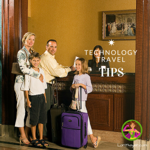Technology Travel Tips: During Your Trip