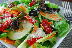 Salad Healthier Dinner With 1 Easy Change