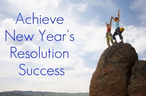 How To Achieve New Year's Resolution Success