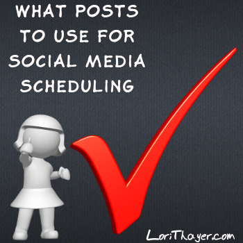 Social Media Scheduling: What Types Of Posts To Use