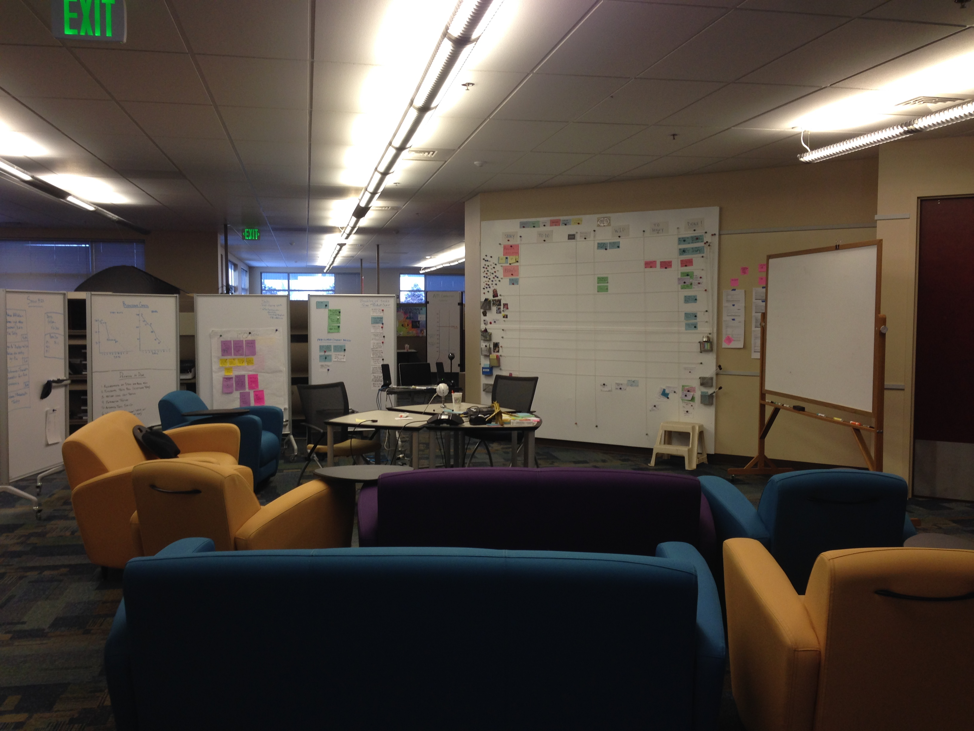Designing A Collaborative Work Environment