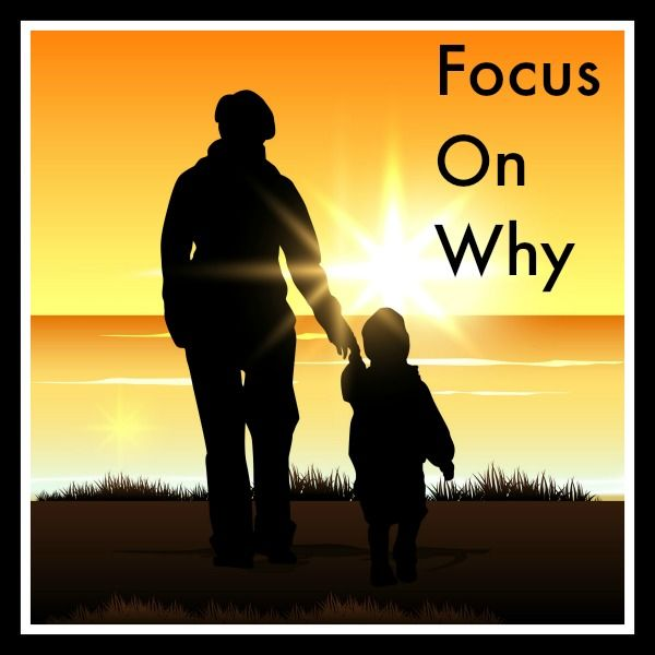 Focus On Why (30 Days Of Love)