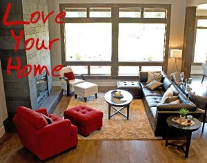 Love Your Home (30 Days Of Love)