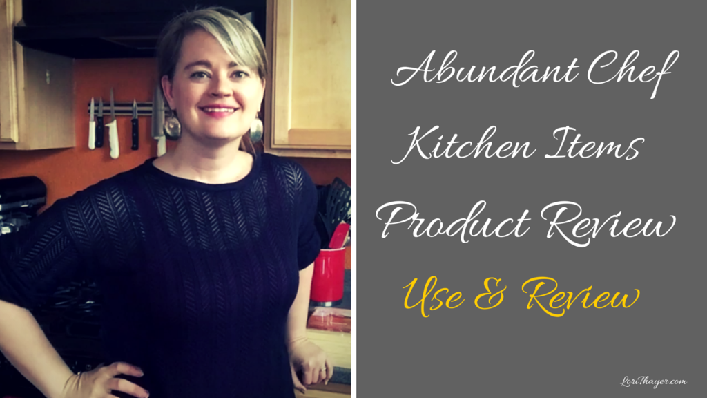 Product Review: Eco Friendly And Affordable Kitchen Items From Abundant Chef