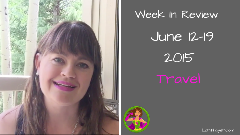 Week In Review June 12th-19th 2015