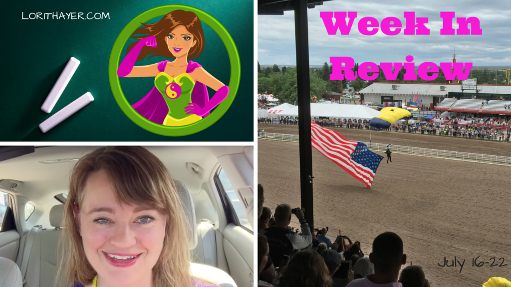 Cheyenne Frontier Days and More – Week In Review Mid July 2015