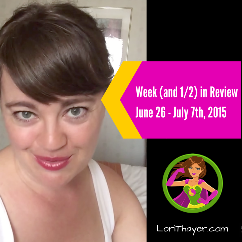Week In Review – June 26th – July 7th 2015