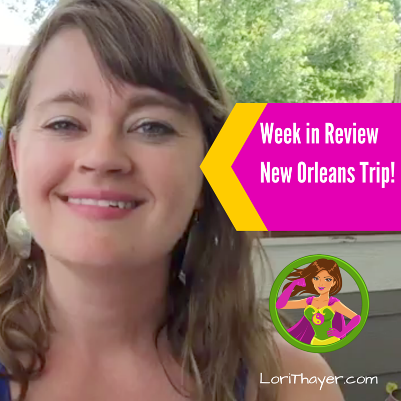 Week In Review – Dr. Cleaner For Your Mac & New Orleans Trip! July 8-16 2015