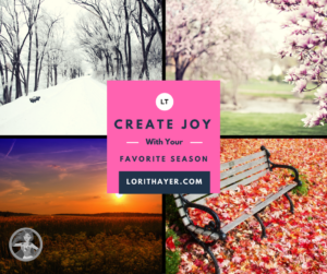 Learn How You Can Create More Joy With Your Favorite Season