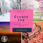Create joy with your favorite season