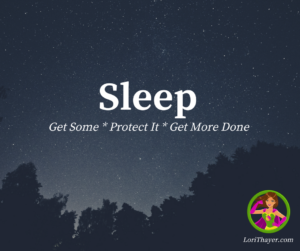 Protect Your Sleep Time [Build A Daily Happiness Habit 5]