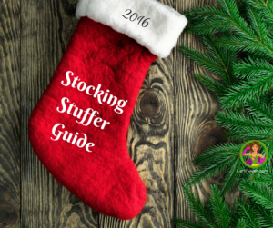 Stocking Stuffers Gift Guide 2016