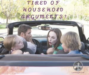 Household Arguments – How To Deal
