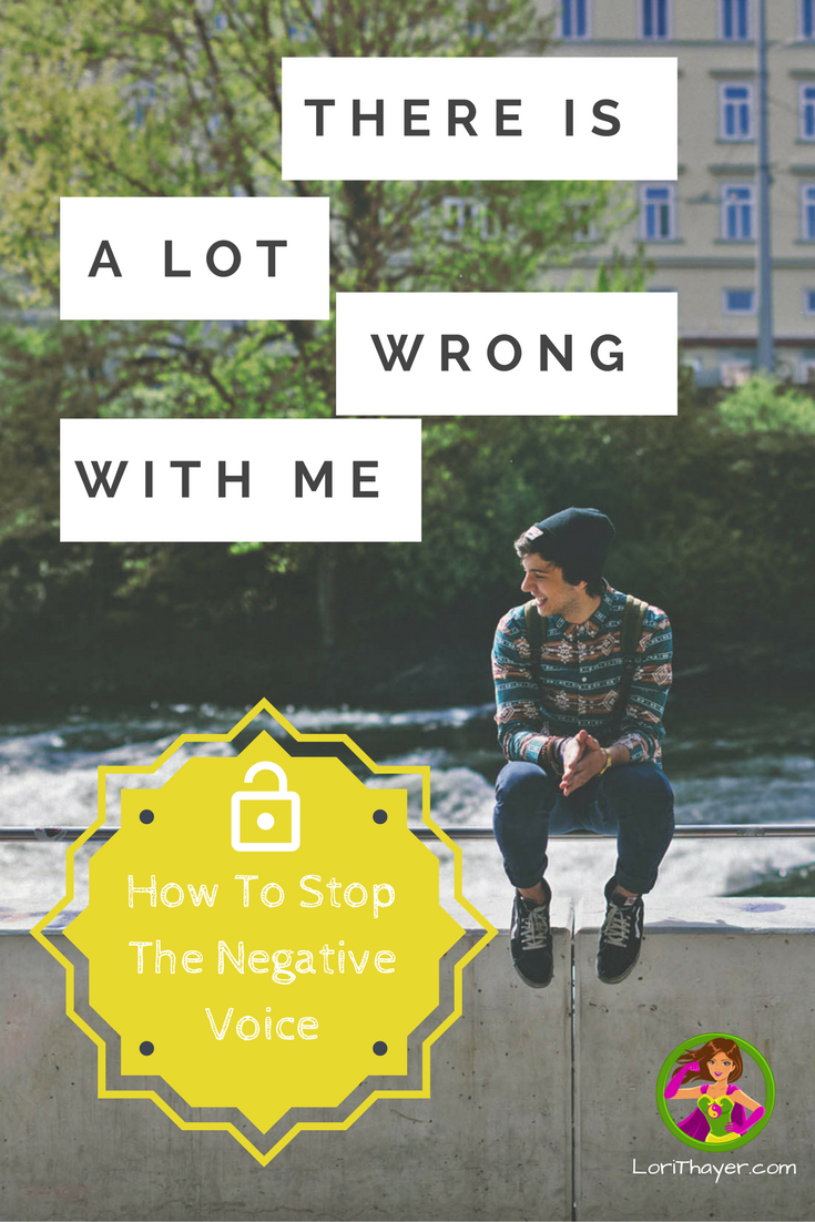 How To Let Go Of The Belief: There Is A Lot Wrong With Me
