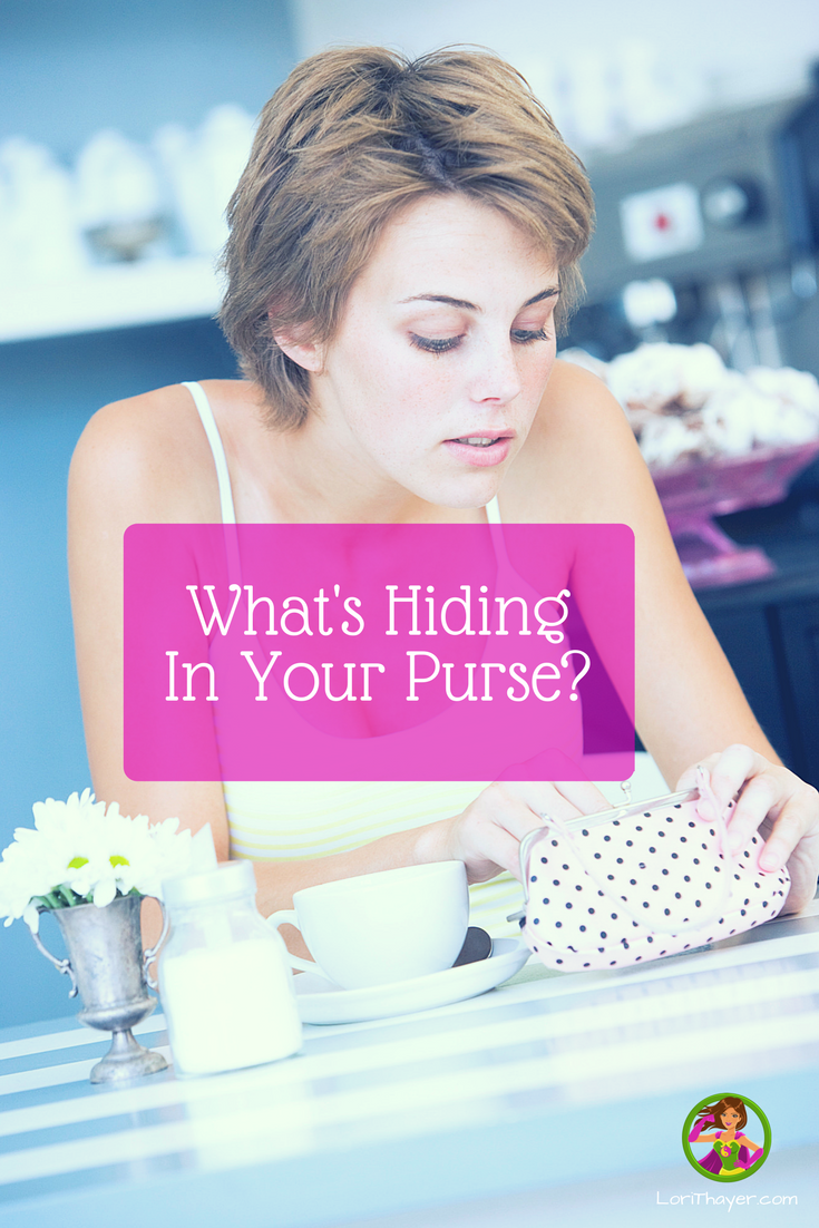 What's Hiding In Your Purse?