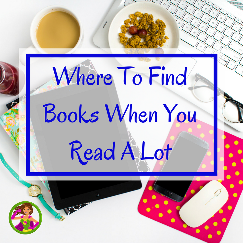 Where To Find Books When You Read A Lot